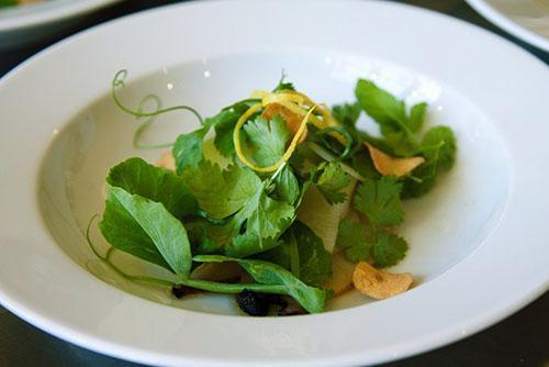 В кулинарии используются листья и лопатки бобов