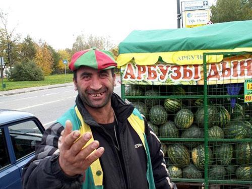 Будьте осторожны при покупке арбузов