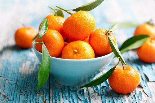 Несколько капель масла мандарина поможет избавиться от нервозности
