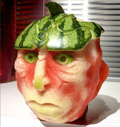 Полосатая ягода из Южной Африки