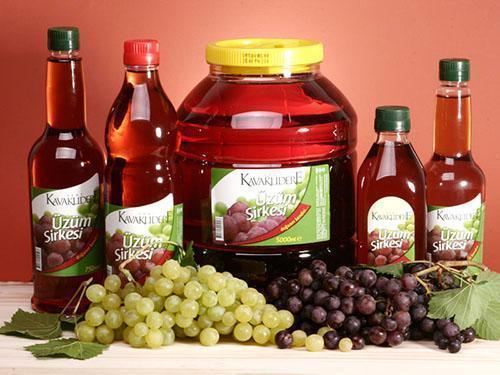 Виноградный уксус - применение, польза и вред видео