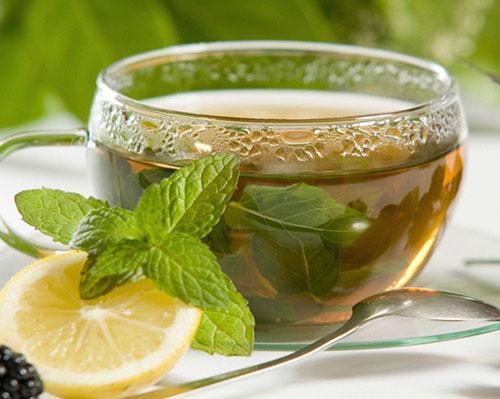 Вредна ли мята для мужчин в чае