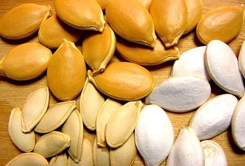 Семечки тыквы богаты на витамины и микроэлементы