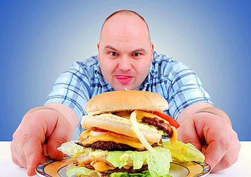 У больных диабетом 2 типа повышенный аппетит