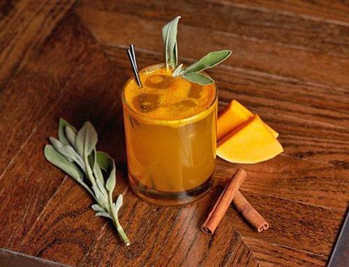 В составе тыквенного сока отличный витаминно-минеральный комплекс