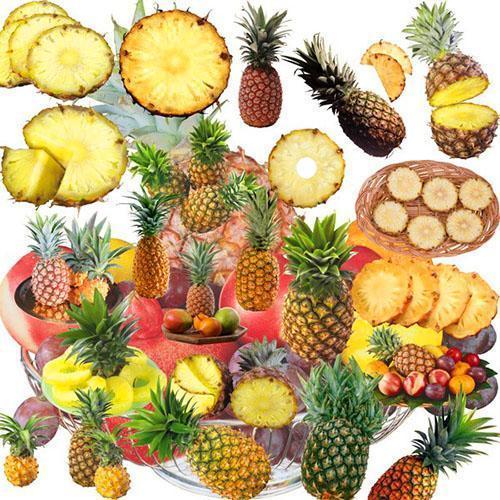 Как сделать правильный выбор ананаса