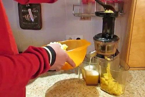 Максимальную пользу можно получить только от самостоятельно приготовленного ананаса