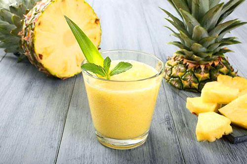 Несколько кусочков ананаса помогут мужчине поддержать потенцию на нужном уровне
