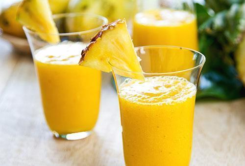 Отдавайте предпочтение потреблению свежих ананасов, отказываясь от консервированной продукции