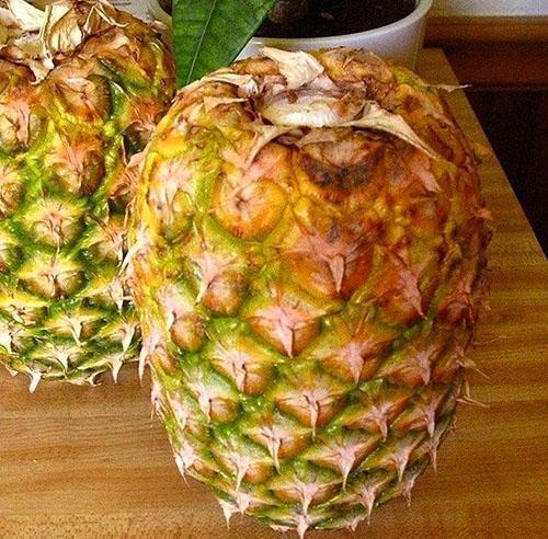 Свежий ананас - как хранить, дозреть зеленый, замороженный ананас. видео