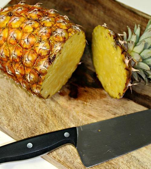 Умеренное потребление ананаса поддержит нормальное функционирование желудка