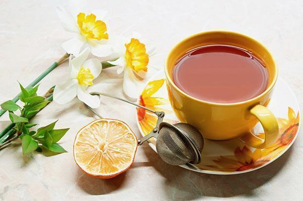 зеленый чай с лимоном для похудения рецепт