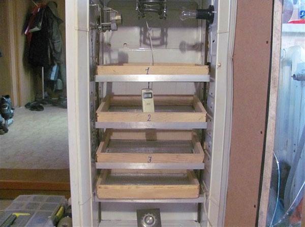 Изготовление холодильника в домашних условиях 107