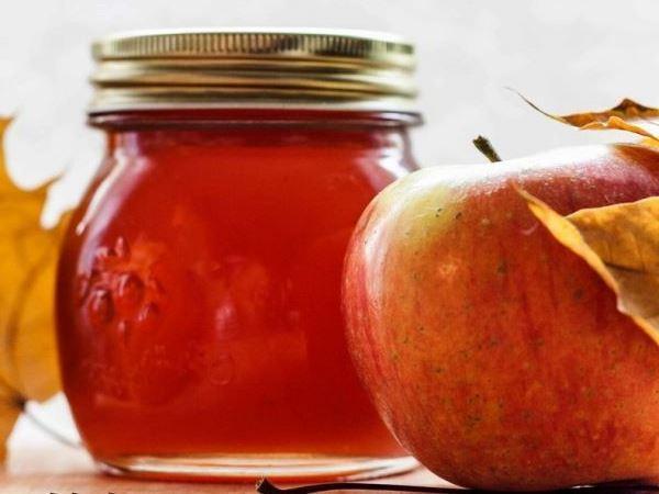 Рецепт желе из яблочных отходов