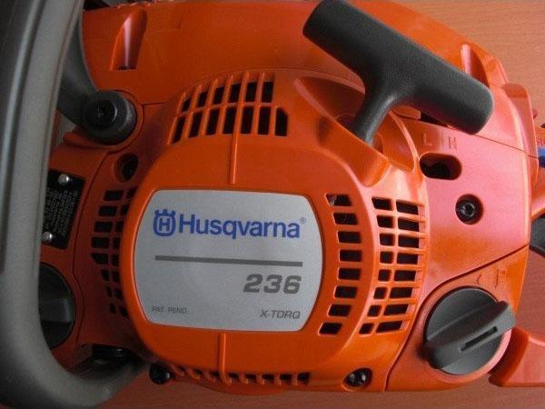 бензопила Husqvarna 236 инструкция по эксплуатации видео - фото 7