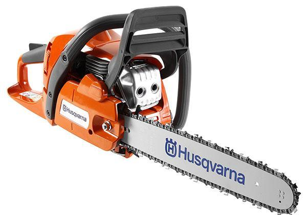 Бензопила шведской компании Husqvarna
