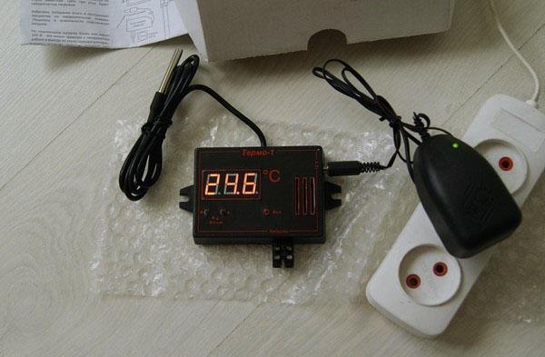 Схема для терморегулятора для инкубатора своими руками
