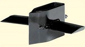 Клиновидный нож гидравлического дровокола