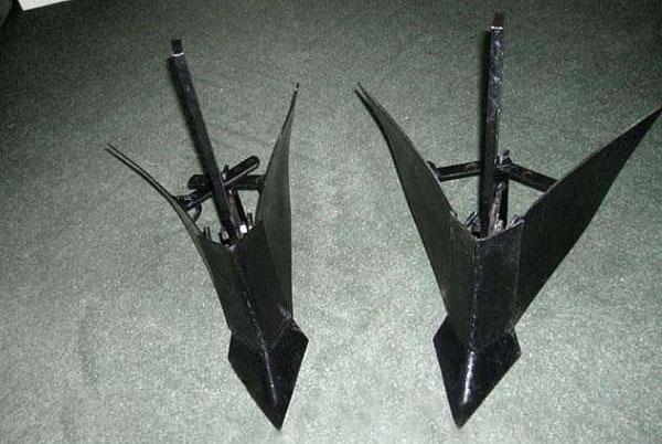 Листерный окучники с разным размахом крыльев