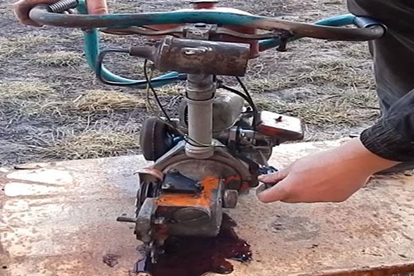 Настройка бензопилы
