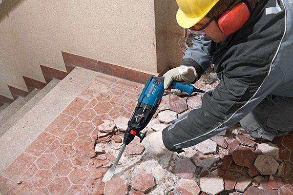 Перфоратор по бетону