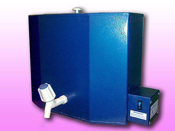 Самодельный наливной водонагреватель