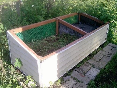 контейнер с компостом