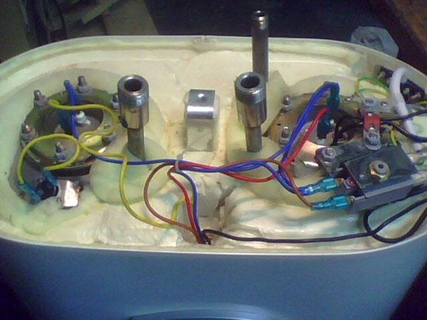 проверка индикатором тока