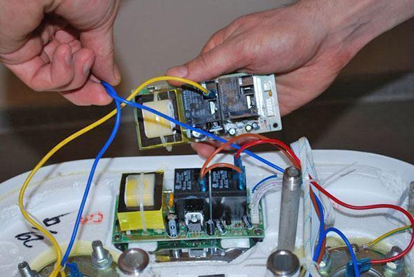 водонагревателей гарантерм своими руками видео ремонт