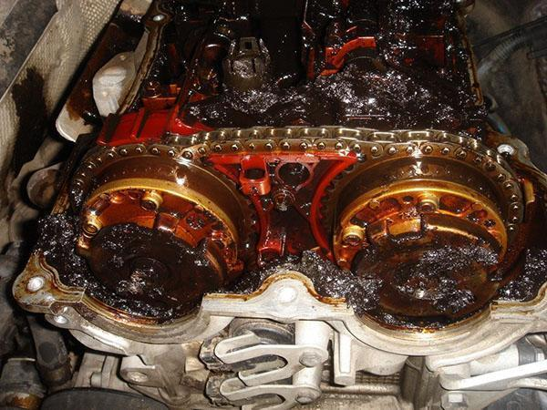 двигатель без смазки