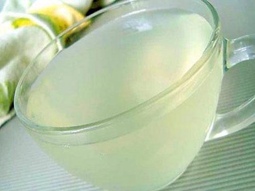 сок из морозилки