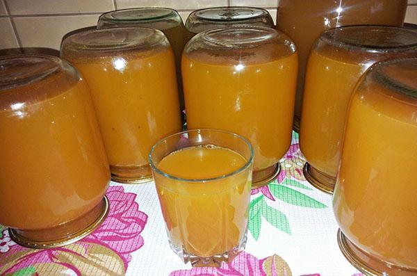 Как сделать сок тыквы на зиму