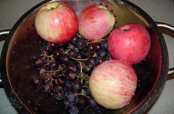 моем плоды