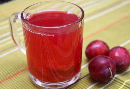 Сок из сливы на зиму через соковыжималку - рецепты приготовления, видео