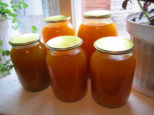 сок тыквено-апельсиновый