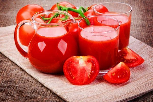томатный сок с пряностями