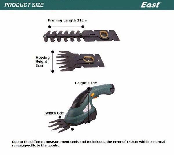 устройство аккумуляторного ножа