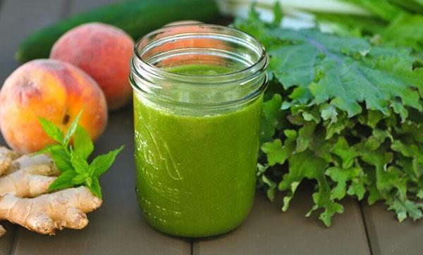 витаминный огуречный сок