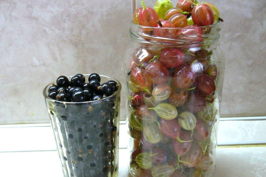 ингредиенты для компота