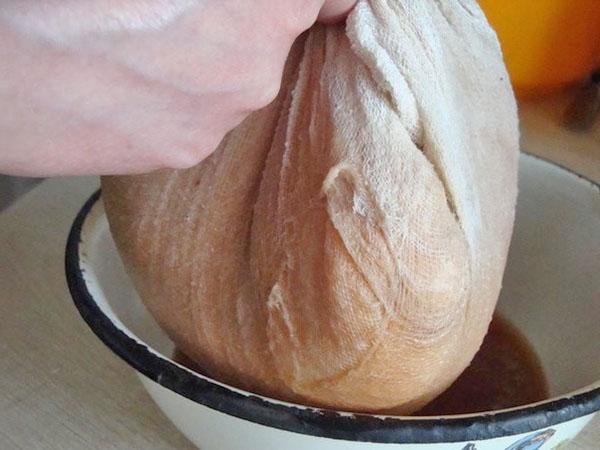 отжим картофельного сока