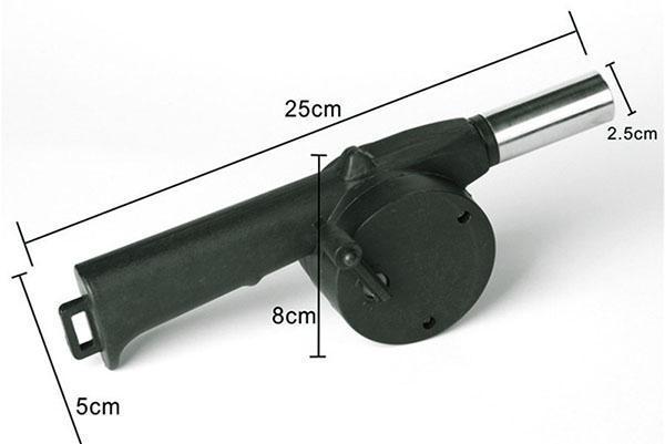 параметры вентилятора шашлычного