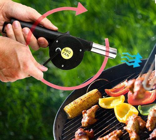 вентилятор для шашлыков и барбекю