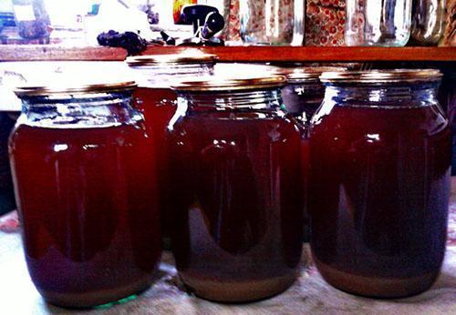 Виноградный сок в домашних условиях приготовление 205