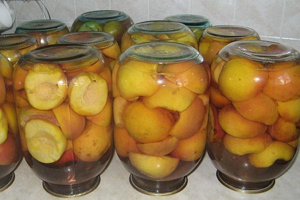 закрываем персик