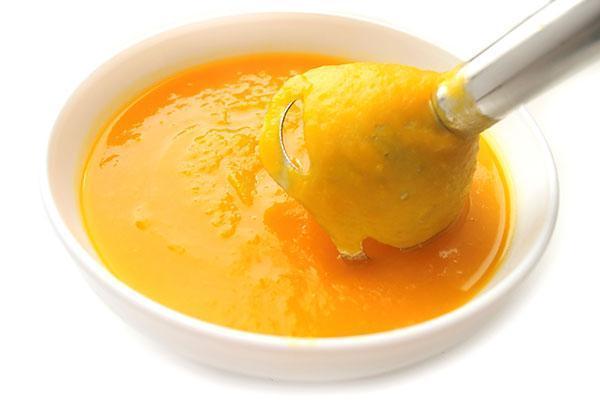 перемолоть имбирь и апельсин