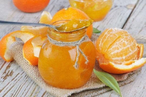 Ароматное варенье с апельсиновыми корочками на зиму