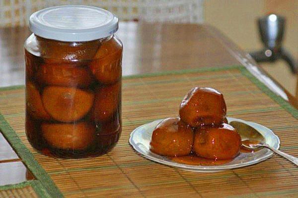 варенье из целых мандарин