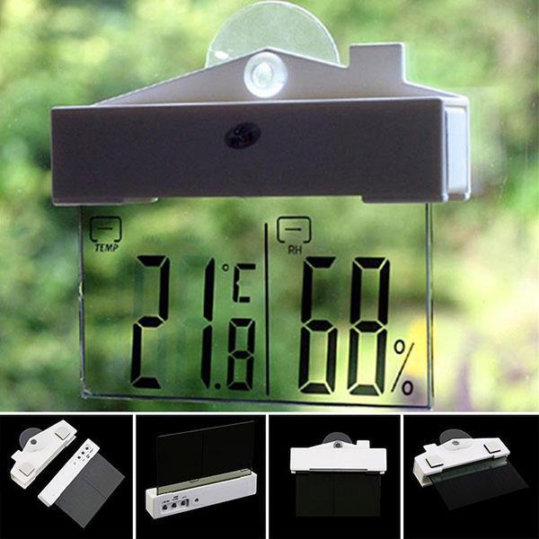 цифровой термометр в эксплуатации