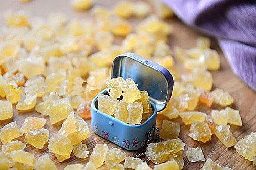цукаты из арбузных корок по простому рецепту