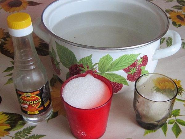 Соление арбузов в банке на зиму